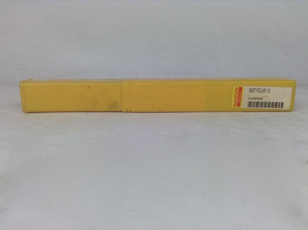 Sandvik S25T-PCLNR 12 25mm OD shank + key Internal Boring Bar