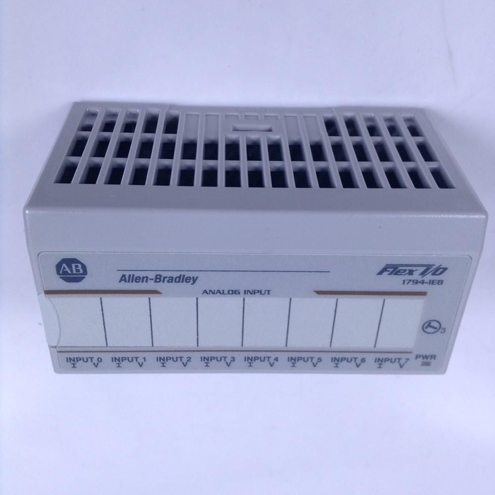 Allen-Bradley 1794IE8-B Analog Input Module Flexbus 5Vdc