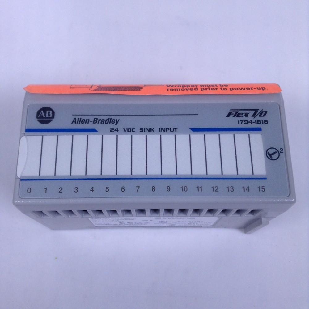 Allen-Bradley 1794-IB16-A Flex 16 Point Digital Input Module NFP
