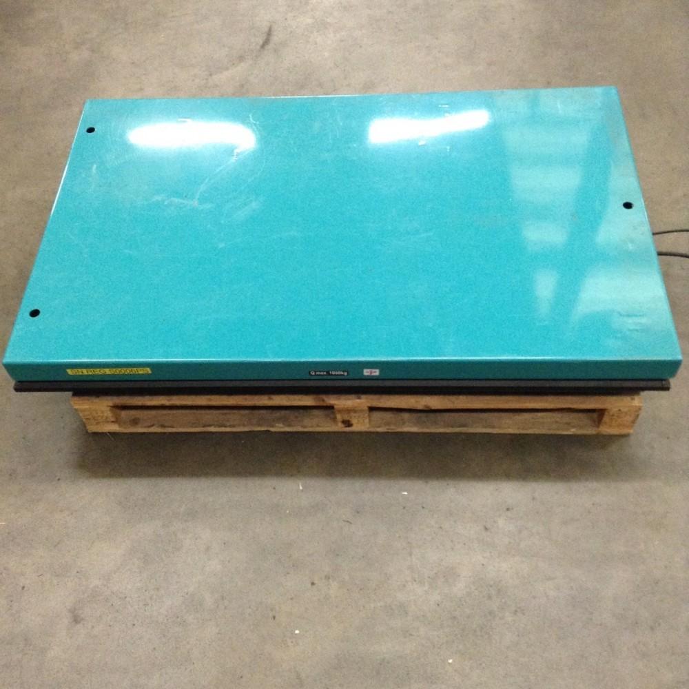 Ameise SNREGS0006PS Scheren-Hubtisch Scissor lift table 1300x800