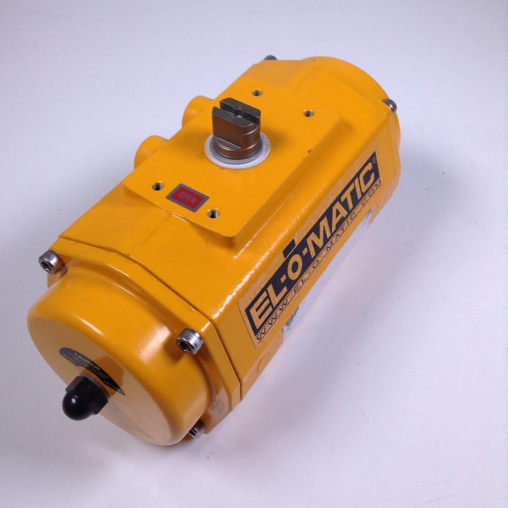El-O-Matic ES0100-M1A05A-00N0 Rack and Pinion Pneu- Actuator NMP