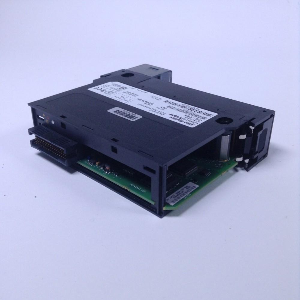 Allen Bradley 1756-IF8 Analog input 10V 8 point input ser A UMP
