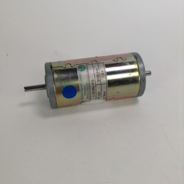 Buhler 1 13 044 413 DC motor 3000rpm 7A 12V Used UMP