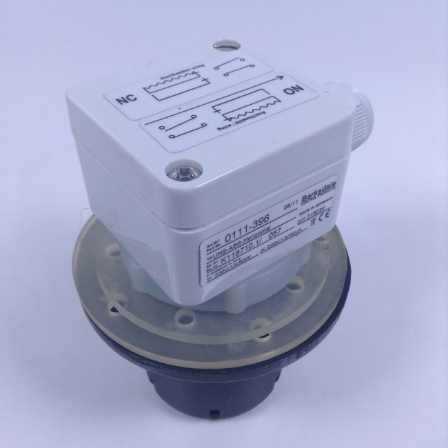 Barksdale 0111 396 Uns Abs 316030 Liquid Level Sensor Nfp