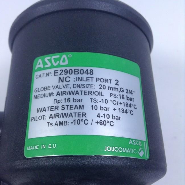Asco joucomatic e290b048 pressure valve drckventil nfp asco joucomatic e290b048 pressure valve drckventil nfp zoom ccuart Image collections