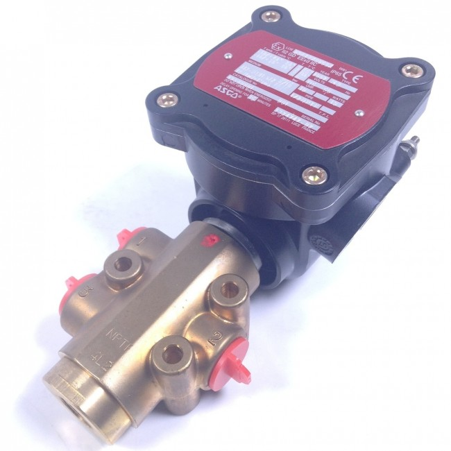 Asco joucomatic 12600001 solenoid valve magnetventil nfp ccuart Image collections