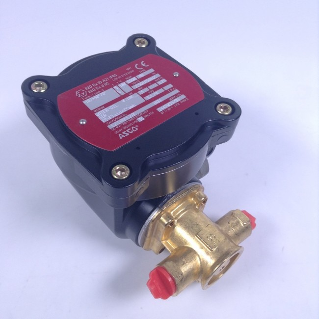 Asco joucomatic 12100128 solenoid valve magnetventil new nmp ccuart Image collections
