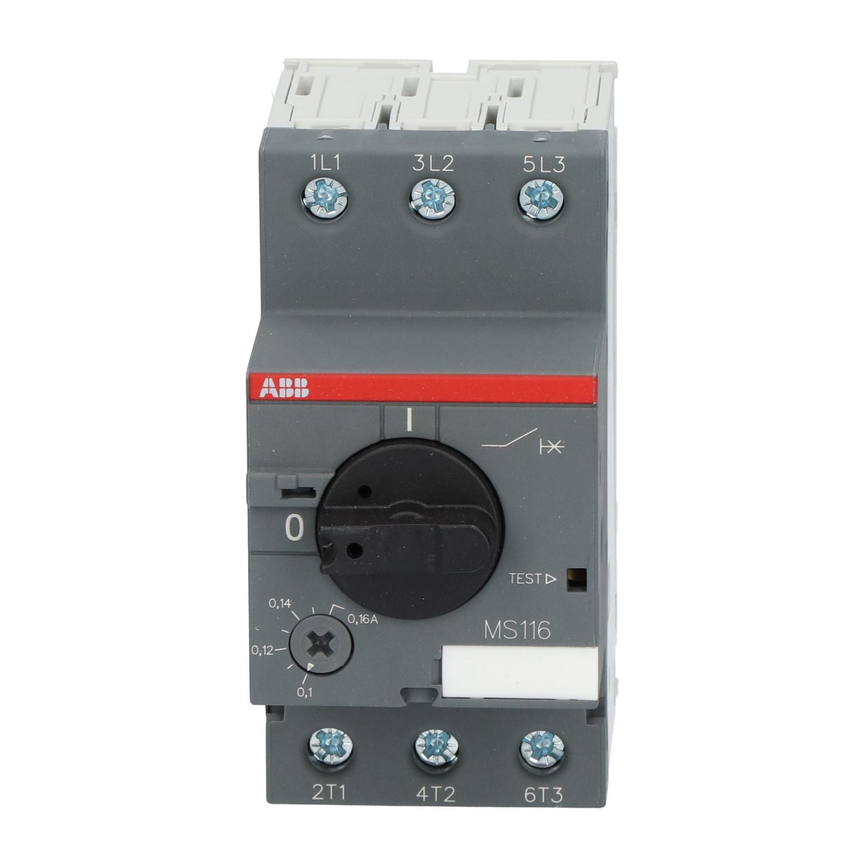 ABB Motorschutzschalter MS116-10