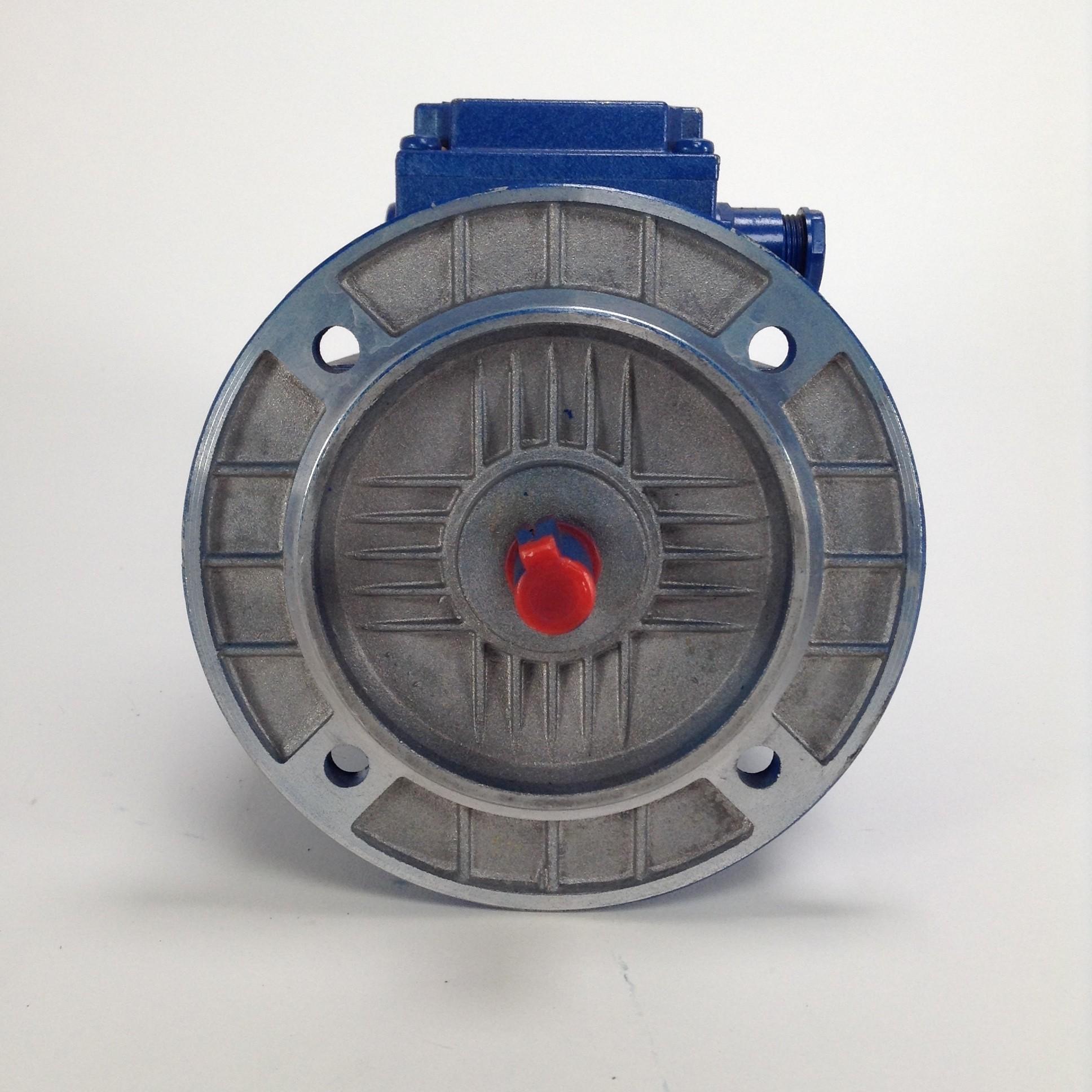Seimec HF71B4B5 Gearmotor HF 71B 4 B5 220//380V 60Hz 0.44kW 1685rpm Used UMP