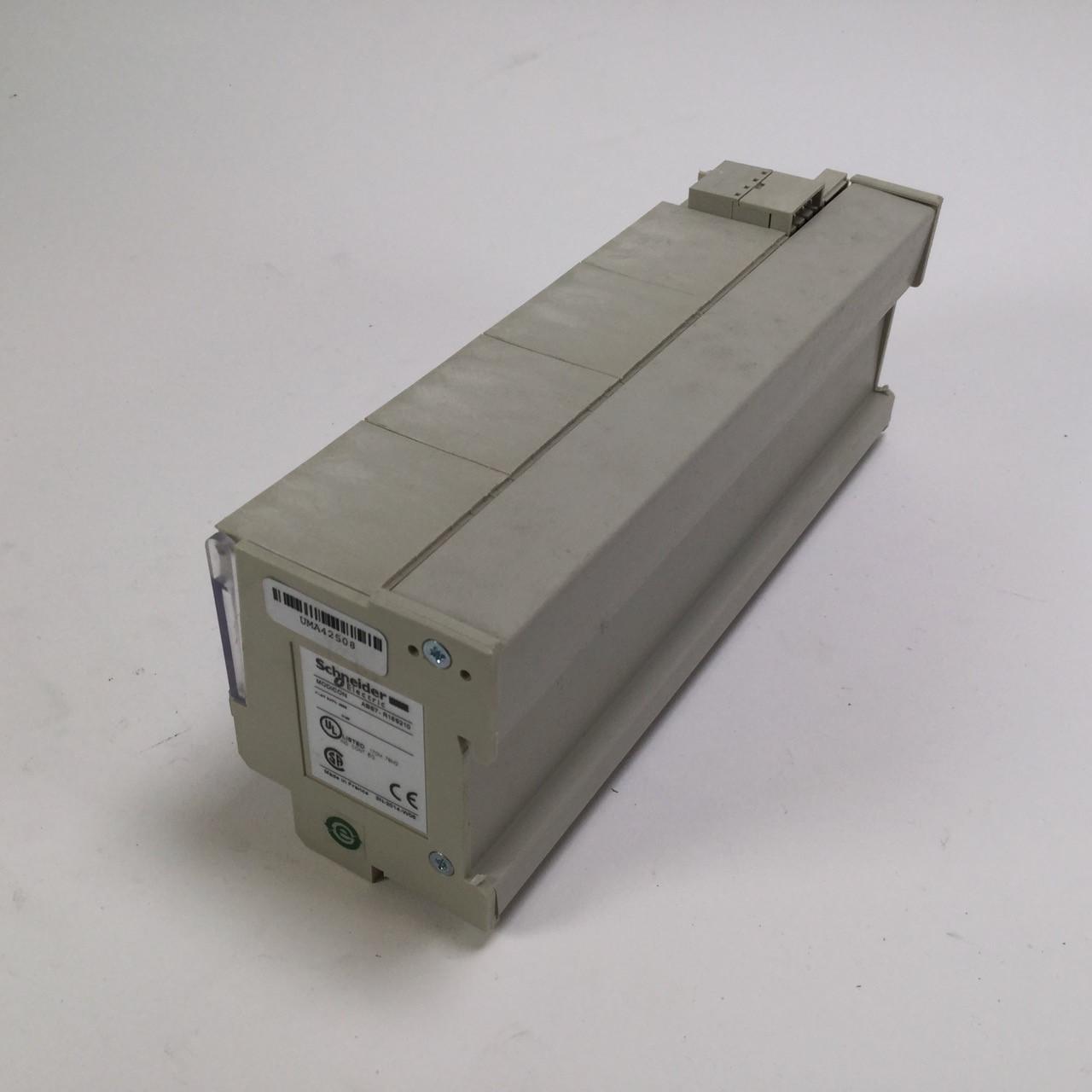 Schneider Electric ABE7-R16S210 sub-base relay relais Used UMP
