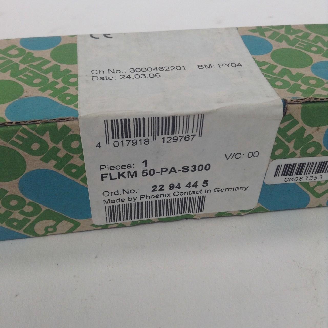Phoenix contact flkm 50-pa-s300 Front adaptador 2294445