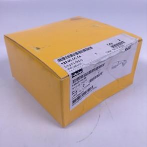 Parker P3D-KA12CPN Port Connector Sealed Factory Packing