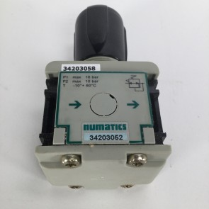 New Asco Joucomatic 88100453 Cable SUB-D25 2m