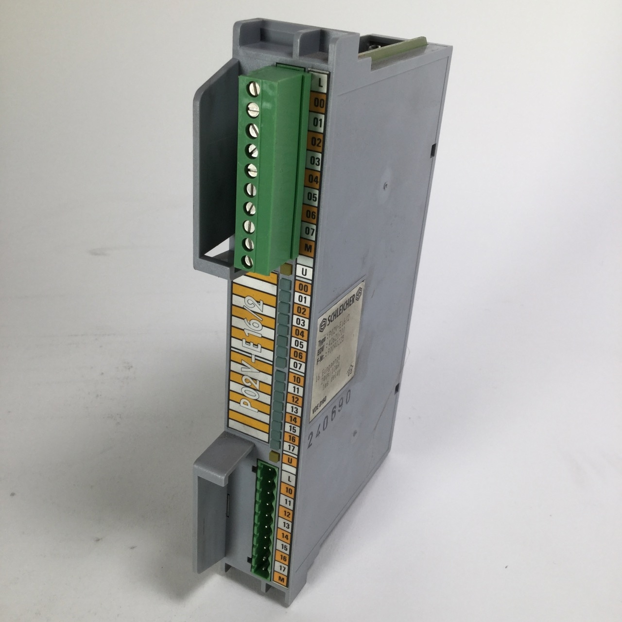 Valmet M851040 Memory Card Karte MEMU Used UMP