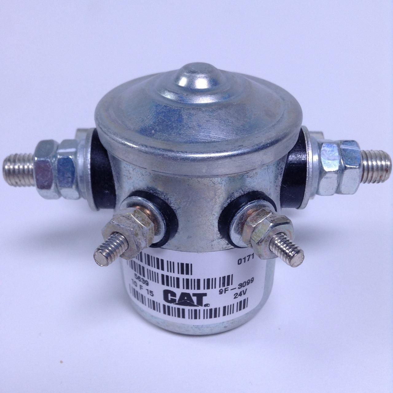 Caterpillar 9F-3099 Switch Schalter A 24V NEW NFP