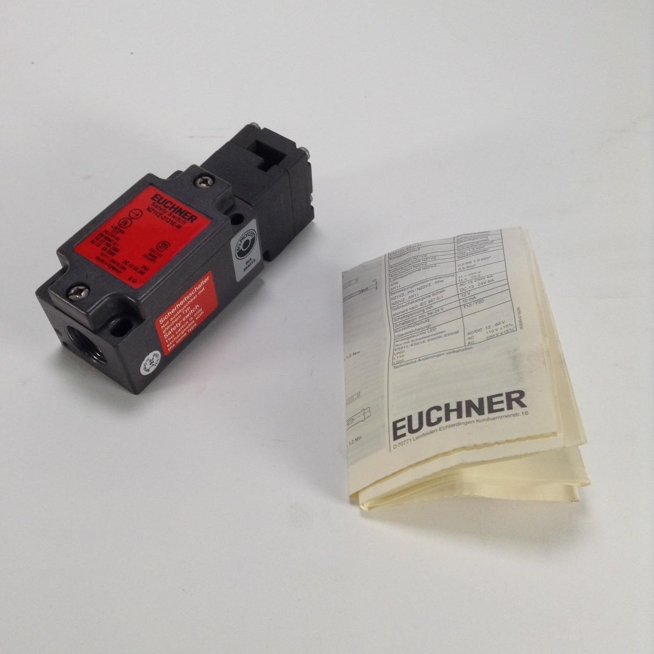 1PCS NEW EUCHNER sensor NZ1VZ-3131E-M